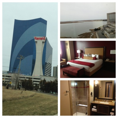 Our weekend in Atlantic City. Maybe I caught the plague from playing slots....hmm.