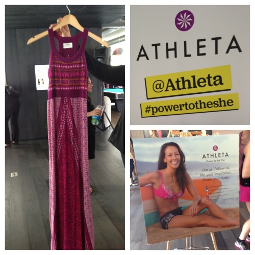 Athleta #FitBlogNYC 2013