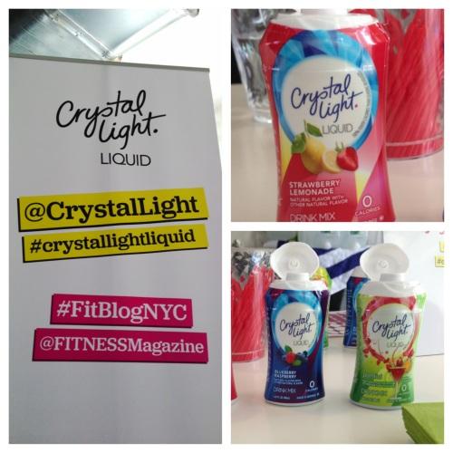 #CrystalLightLiquid
