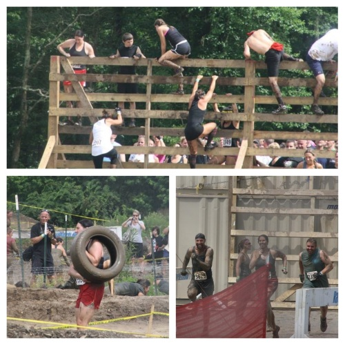 Rugged Maniac NJ 2013