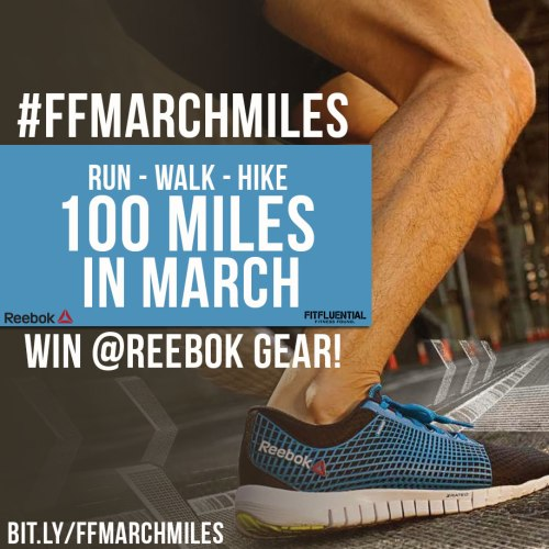 #FFMarchMiles