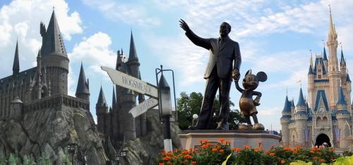 Universal Disney Vacation