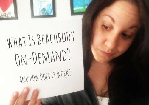 Beachbody On-Demand Me