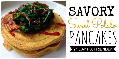 Sweet Potato Pancake Banner