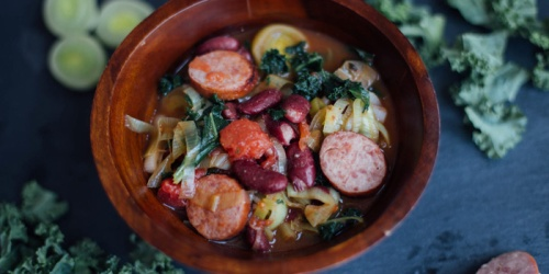 Portuguese-Kale-Soup