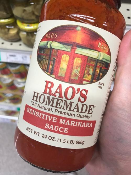 Rao's Tomato Sauce