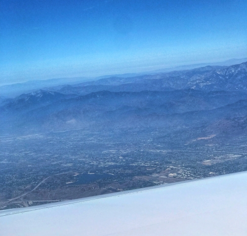 Cali from the sky